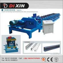 Machine de formage de rouleaux de canaux Dixin C