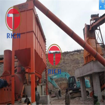 GB/T 14291 Welded Steel Tubes for Mine Liquid Service