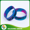OEM Eco-Friendly Flashing LED Silicone Bracelet