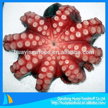 new landing frozen cooked octopus(latin name:Octopus Vulgaris)