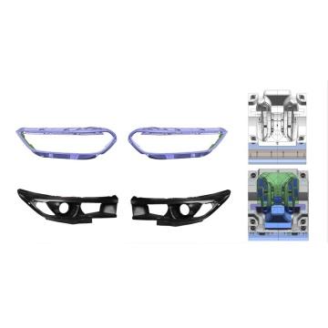 Auto-LED-Scheinwerferformen mit Kunststoff-Einspritzung
