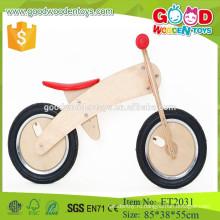 2015 горячие продажи высокого качества деревянные дети ходьба велосипед игрушки