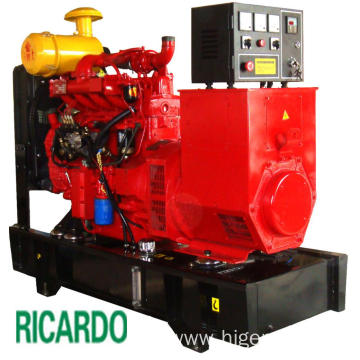 Fast Delivery for Ricardo Diesel Generators 56kw 70kva Open Type Generator Price supply to Malawi Factory
