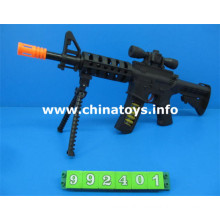 Novos brinquedos de plástico b / o gun (992401)