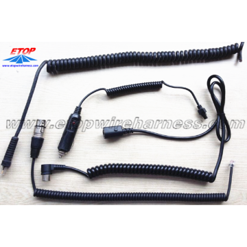 Flexibele Coiling Cable Wire Assembly