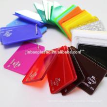 Chine de bonne qualité bonne usine acrylique / perspex / lucite / plexiglas