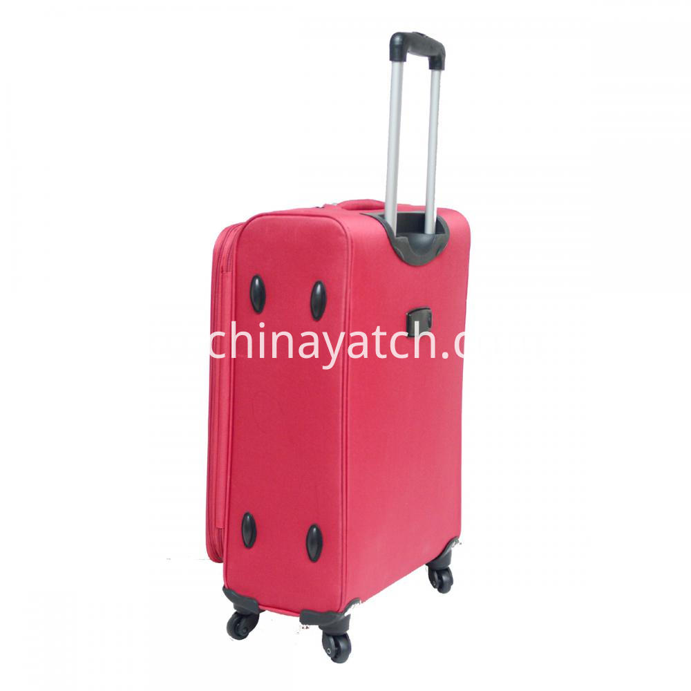 4 Wheels Luggage Set