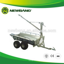 atv towing trailer