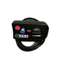 Affichage LED de vélo électrique 36V 48V LED880