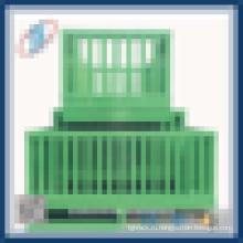 Многокамерные стеллажи складских стеллажей
