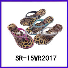 PCU lady slippers women casual sandals wholesale china fasion lady slippers