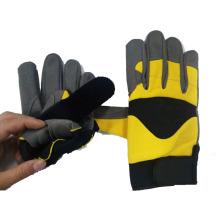 Guantes de seguridad de trabajo de jardinería para proteger los dedos y las manos