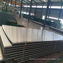 Folha de alumínio de alta resistência 5052 para construção elétrica e de barcos