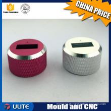 Serviço de OEM peças de precisão Peça de usinagem CNC Serviço de fabricação de aço de alumínio