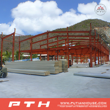 Easy Installation Industrial Customized Design Steel Structure Warehouse