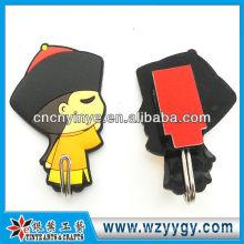 silicone door cloth hook, necklace hook wall sticker