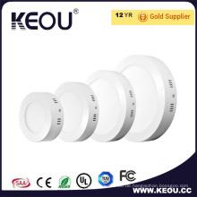 CE/RoHS Zertifikat LED Oberfläche Panel Licht 6W/12W/18W/24W