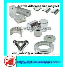 Starke Neodym-Magneten