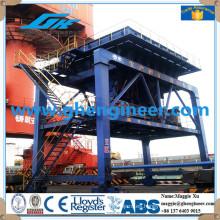 Tolva de puerto de motor offshore