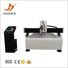 Máquina de corte de perfuração plasma CNC para aço carbono