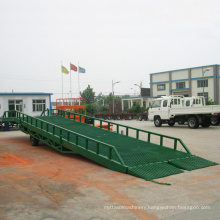 container ramp for forklift/mobile container load ramp