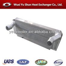 Fabricant personnalisé de radiateur à air en aluminium à plaques et barres