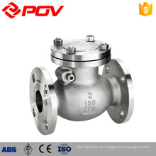 China made low price water line ductile iron check valve DN80