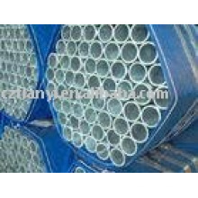 Tuyau en acier galvanisé en acier inoxydable DIN 2440 ST 37 DIN 1629 ST42 API 5L GR B ASTM A53 GR B A106 GR B Tuyau en acier sans soudure