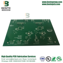 2017 High Precision Multilayer PCB By Courier