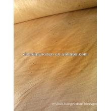 different stock with natural wood veneer