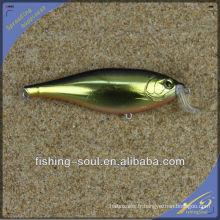 VBL011 10 cm 12g 3D Yeux Pour Leurre De Pêche Vibrateur Leurre Leurre De Pêche
