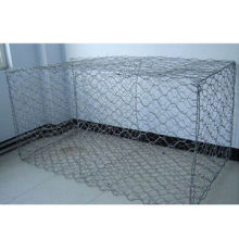 Heavy Galvanized Gabion Box, Hot Sale and Good Quality, 6x2x1m/3x2x1m, ISO 9001-passed Direct FactorNew