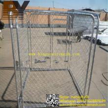 Perrera y jaula para perros
