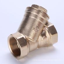 GB Standard DN15-DN50 Brass Filter