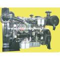 Двигатель с водяным охлаждением Lovol 1006twgm