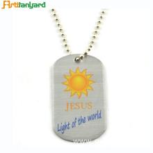 Top for Dog Tag Engraved Dog Tags For men supply to France Exporter