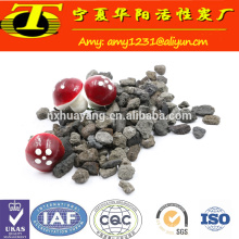 Metalurgia en polvo Fe 97% de mineral de hierro esponja para la venta