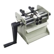 Máquina formadora de plomo de resistencia manual barata