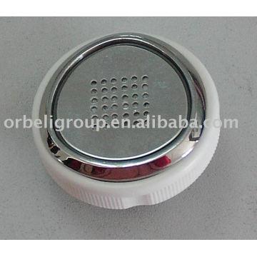 Лифтовая кнопка (зуммер), лифтовые части