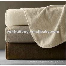 cashmere/wool blanket