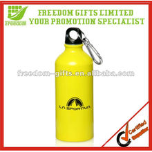 Werbeartikel Metall Wasserflasche