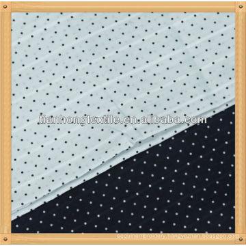 100% cotton printed dobby fabric