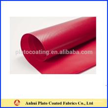 Pvc beschichtetes Stretchzeltgewebe aus 100% Polyestergewebe mit beidseitig beschichtetem Vinyl-PVC