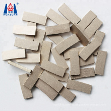 Widely use and high quality diamond tools of segments for granite cutting