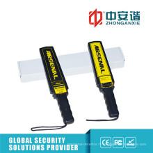Sonde / Vibration Alarm Mode Intelligent Alarm Détecteur de métaux portable