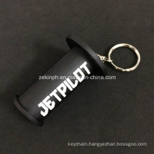 Custom 3D Environmental Friendly Key Ring for Souvenir