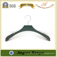 Display Metal hook Black Custom Garment Hangers
