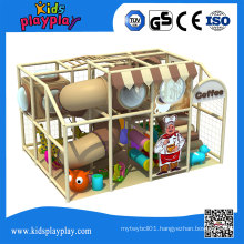 Kidsplayplay New Design Kids Indoor Playground Equipment