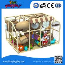 Kidsplayplay New Design Crianças Indoor Playground Equipment