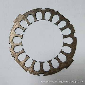 Hoja de acero laminada en frío del silicio para la máquina eléctrica